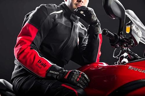 Chaquetas airbag para moto